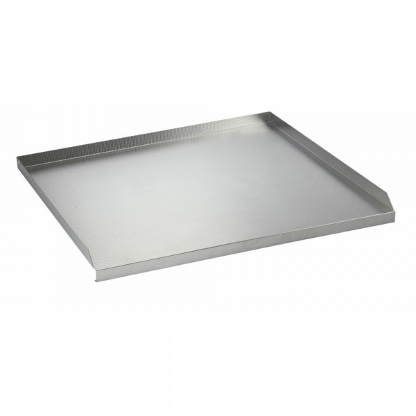 Fondo in alluminio per sottolavello 100 cm