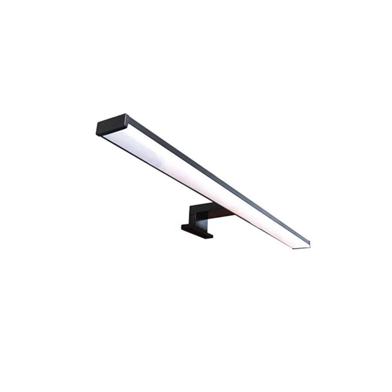 LAMPADA LED CM 60 ALLUMINIO NERO OPACO 4000 K