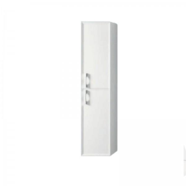 Colonna sospesa classic 35x160 bianco opaco doppia anta reversibile