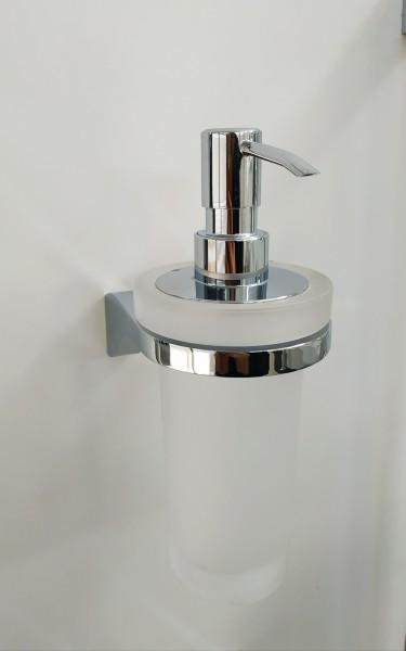 Dispenser sapone a muro cromo/acidato ibb