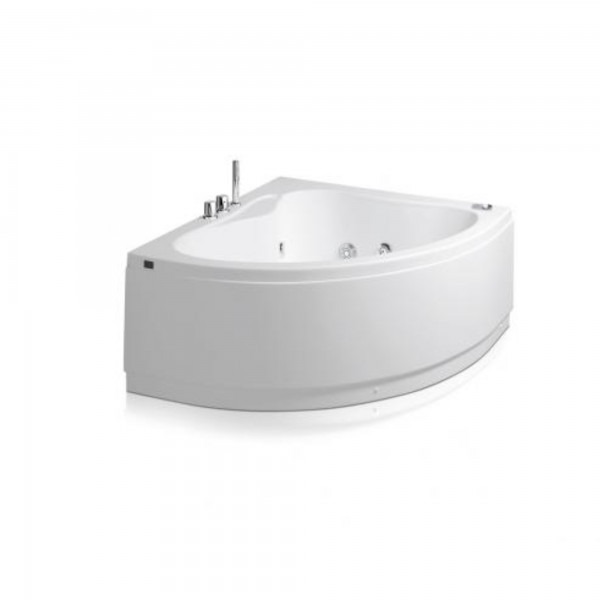 Vasca cinzia idromassaggio 150x100 cm