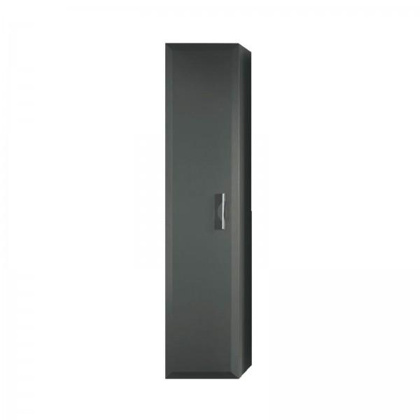 Colonna sospesa reversibile cleide 35x160 cm antracite opaco con anta