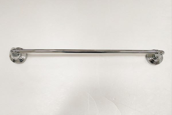 Portasalviette da 62 cm cromo valli