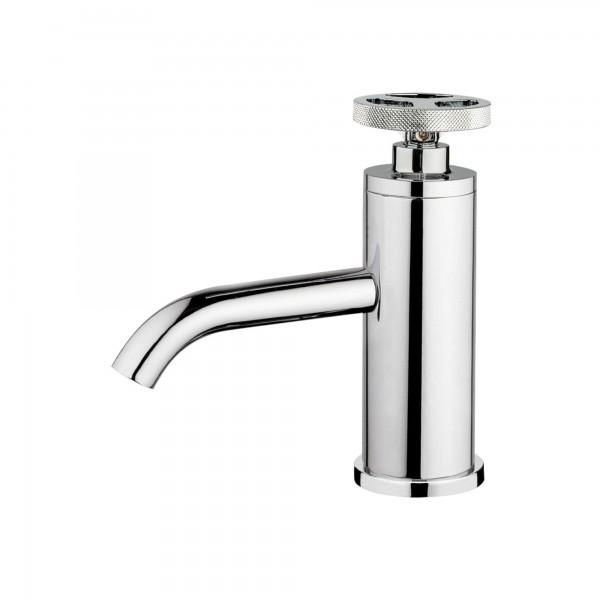 Miscelatore monocomando lavabo mimi cromo con scarico click clack