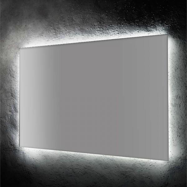 Specchio retroilluminato led 100x70 cm reversibile
